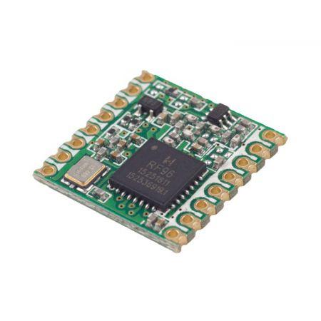 RFM95 Ultra LoRa Transceiver Module (868/915 MHz) - Overview
