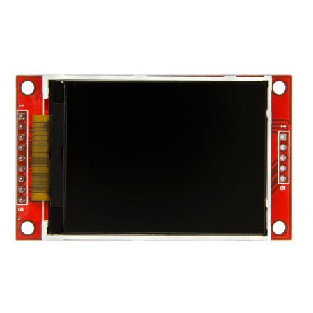 "2.2"" SPI TFT Display Module 240x320 Top View"