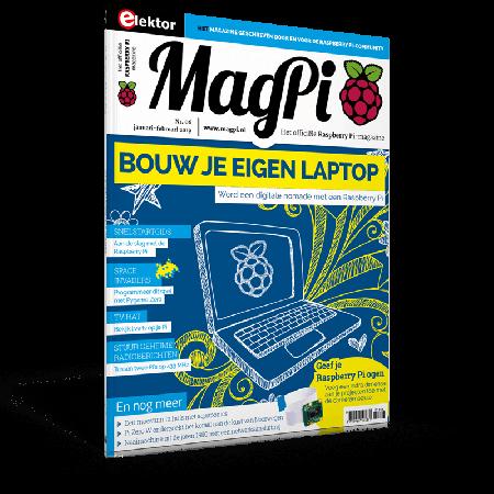 MagPi n°6 (Januari-Februari 2019) NL