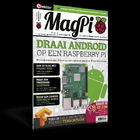 MagPi n°4  (September/Oktober 2018) NL