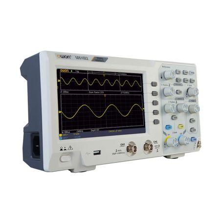 OWON SDS1022 2-ch Digital Oscilloscope (20 MHz)