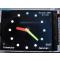 ILI934 TFT Display - Elektor - handclock