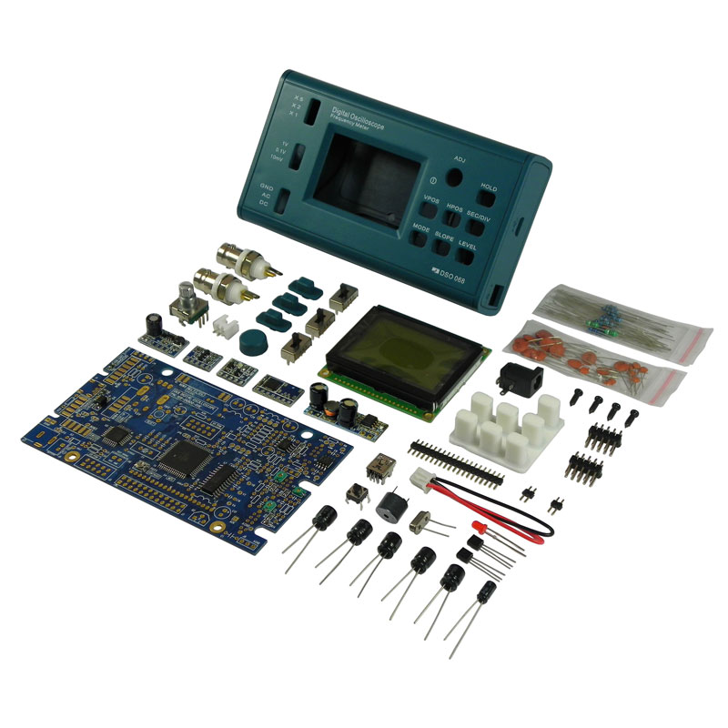 DSO068 Oscilloscope DIY kit
