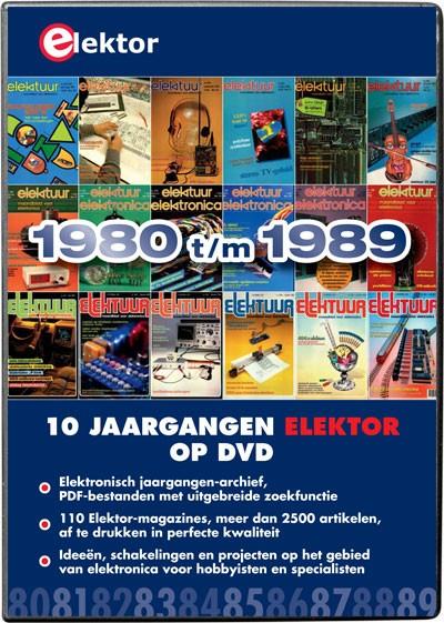 DVD Elektor 1980-1989 (NL)