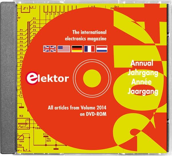 DVD Elektor 2014
