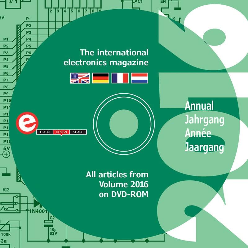 DVD Elektor 2016