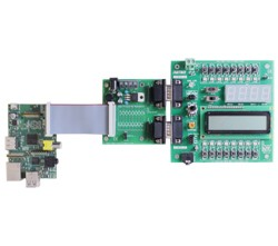 Development board and Raspberry Pi interface combo (HP4930)