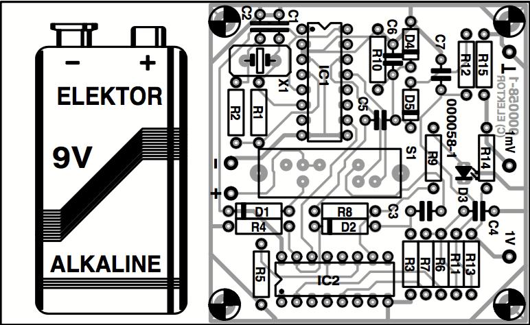 ECG-simulator