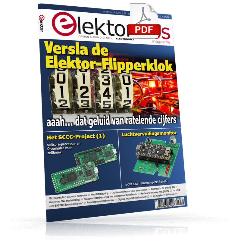 ElektorLabs Magazine Maart/April 2019 (PDF)