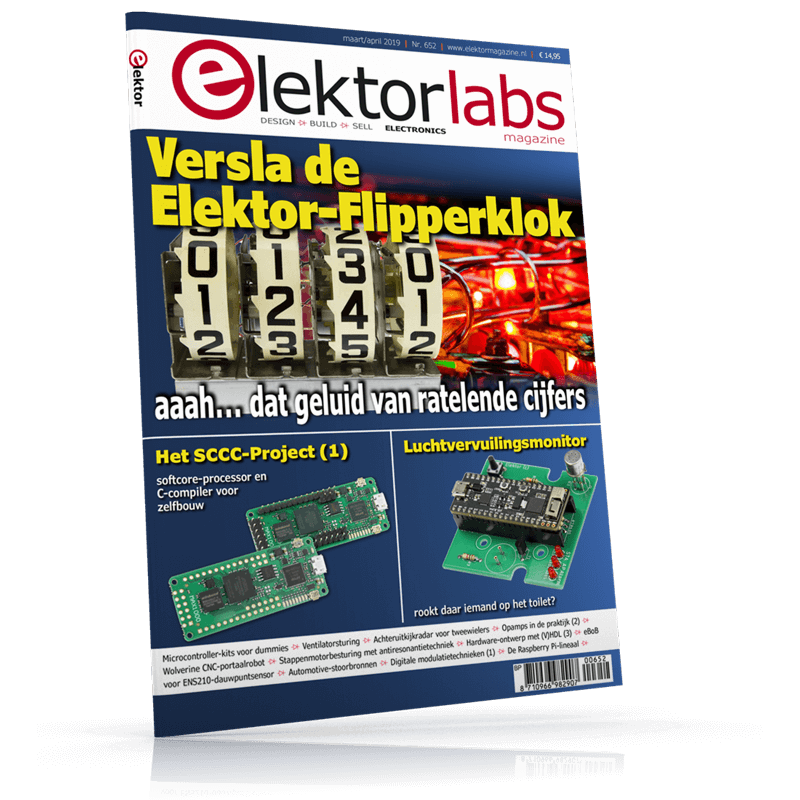 ElektorLabs Magazine Maart/April 2019