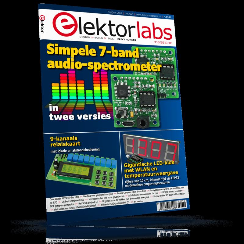ElektorLabs Magazine Mei/Juni 2019