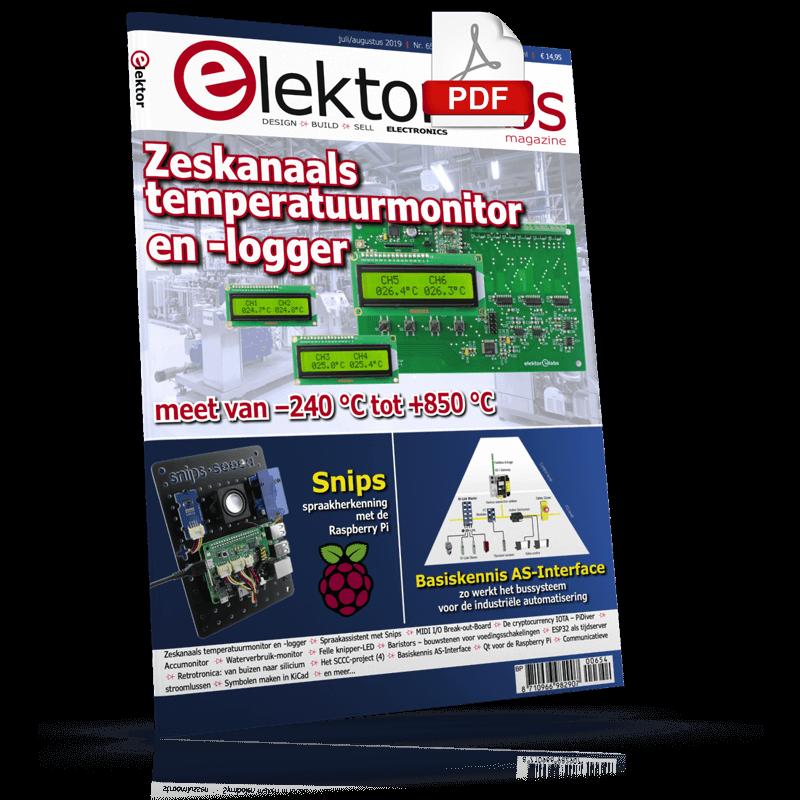 ElektorLabs Juli/Augustus 2019 (PDF)