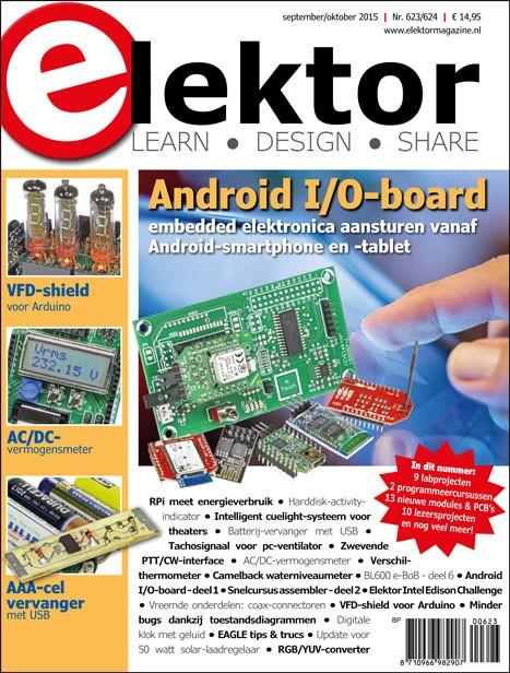 Elektor Magazine NL Sept/Okt 2015 (als PDF)