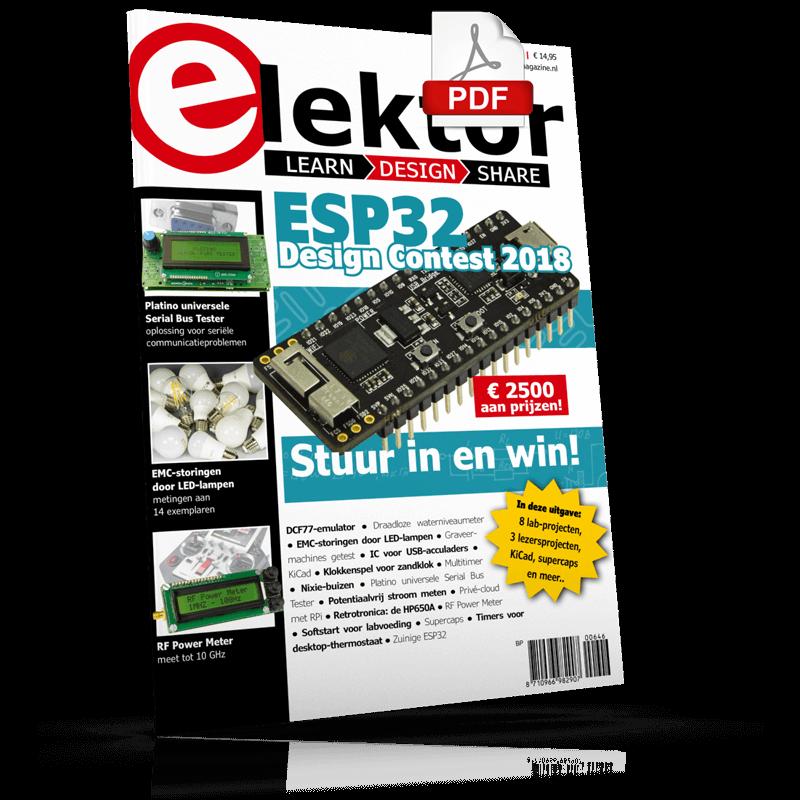 Elektor Magazine NL Maart/April 2018 (PDF)