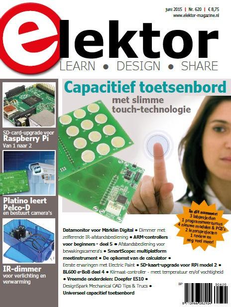 Elektor Magazine NL Juni 2015