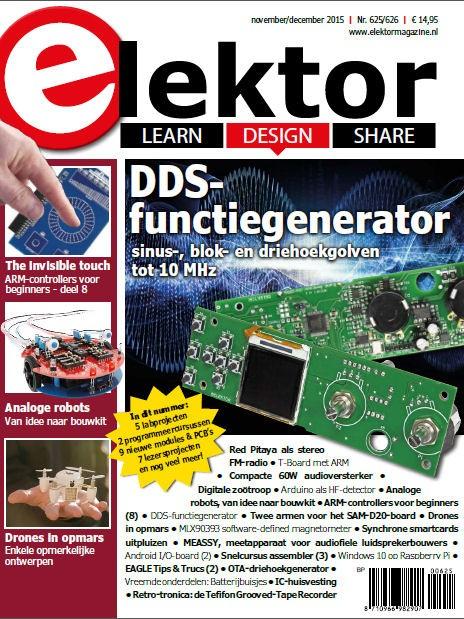Elektor Magazine NL Nov/Dec 2015 (als PDF)