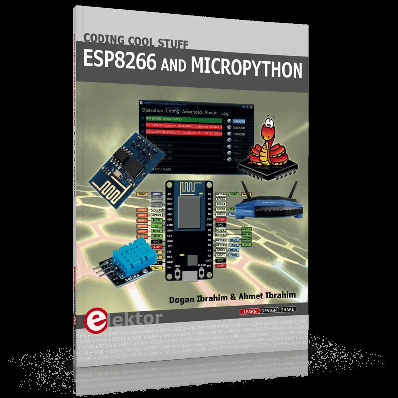 ESP8266 and MicroPython