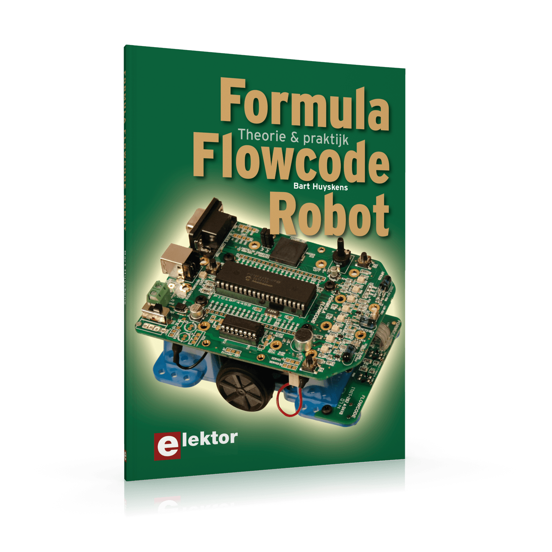 Formula Flowcode Robot (E-Book)