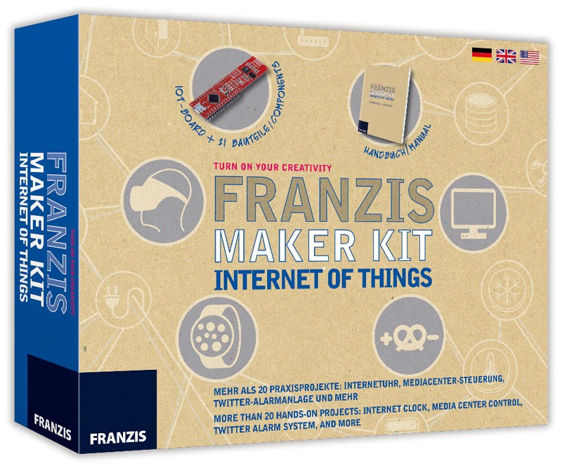 Maker Kit Internet of Things