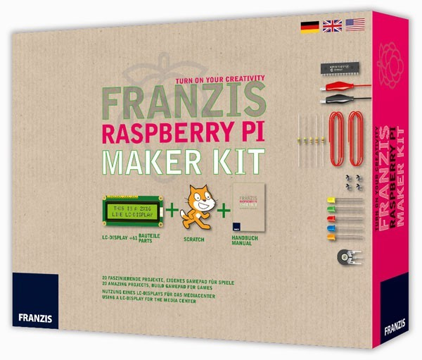 Maker Kit Raspberry Pi