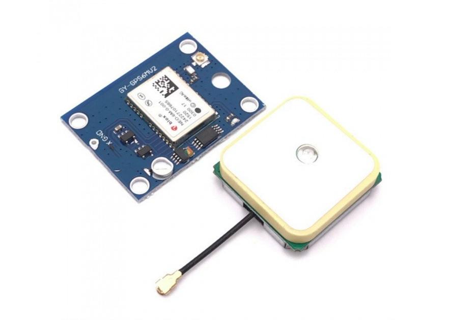 GY-NEO6MV2 NEO-6M GPS Module NEO6MV2 with Flight Control Set