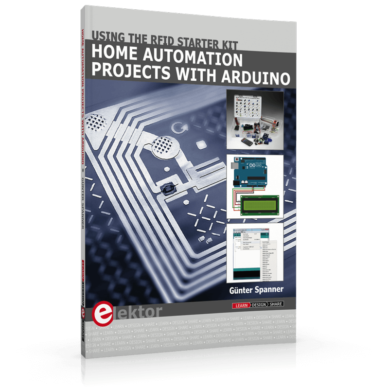 Home Automation Projects with Arduino