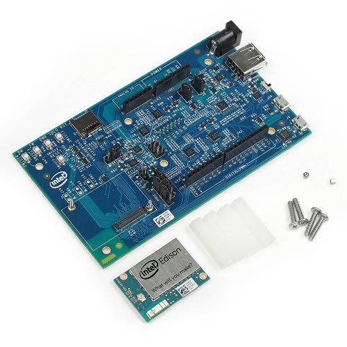 Intel Edison Kit voor Arduino