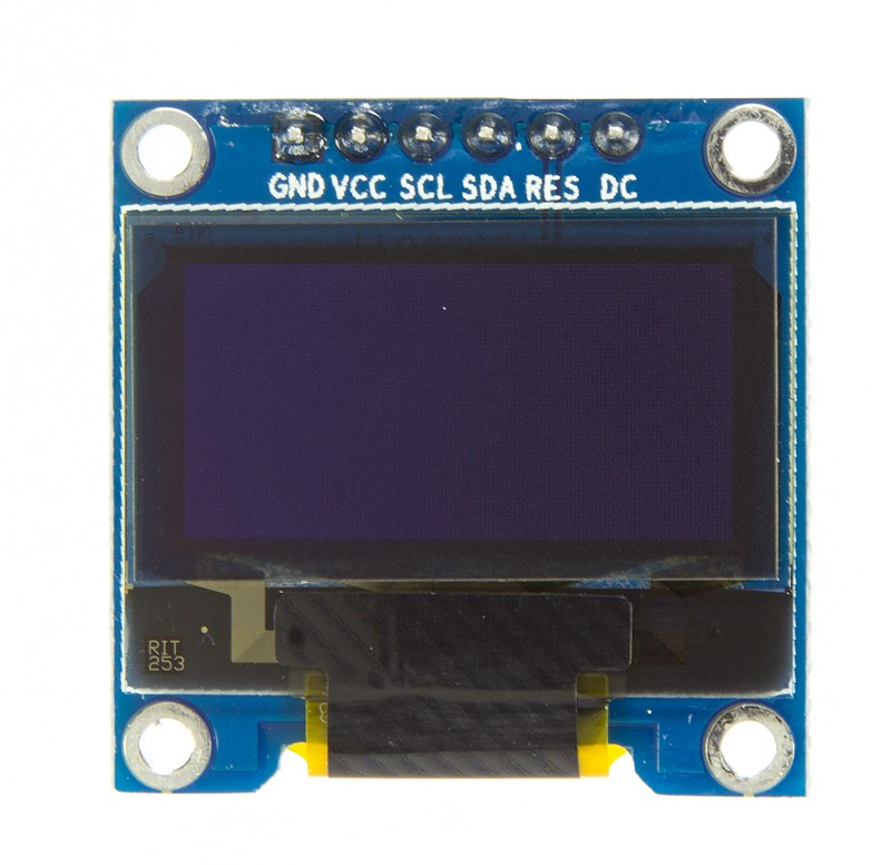 "0.96"" Inch 128x64 Oled LCD Display for Arduino"