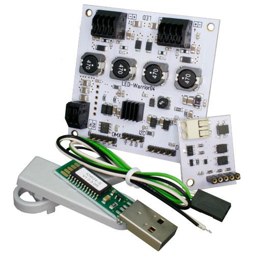LED-Warrior04 (Starter Kit)