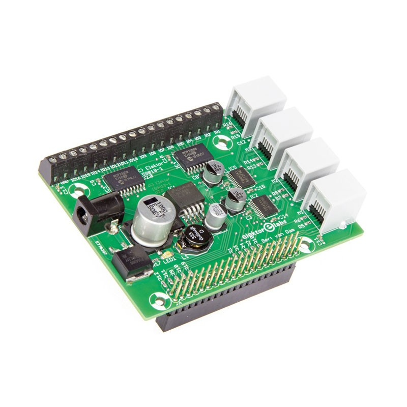 LEGO Control Board for Raspberry Pi (159010-91)