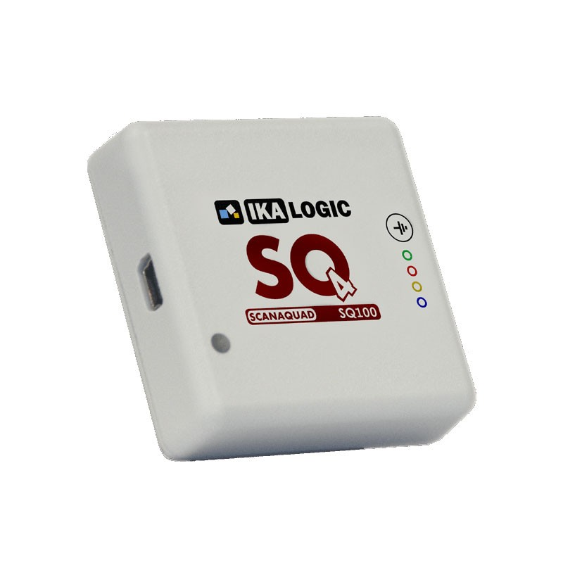 ScanaQuad SQ100 (Logic Analyzer & Signal Generator)