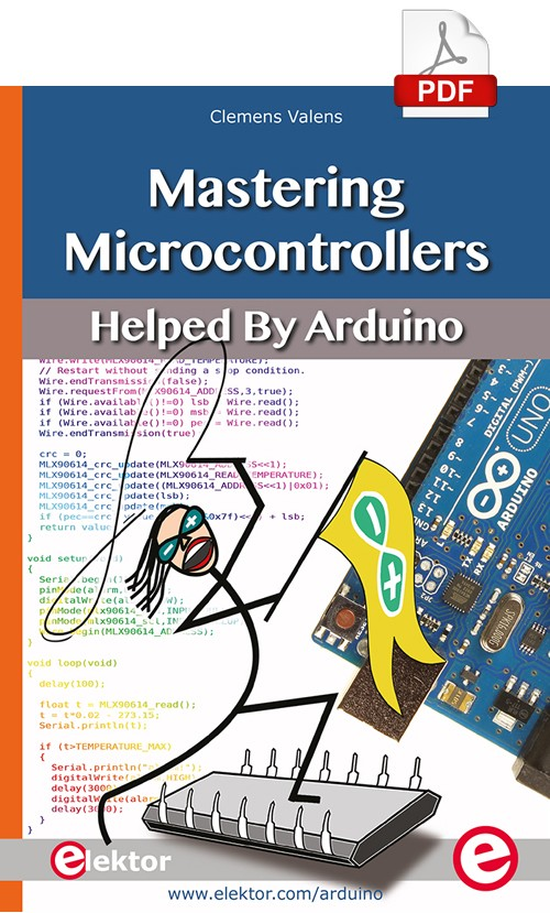 Mastering Microcontrollers Helped by Arduino Chapter 11 (PDF)