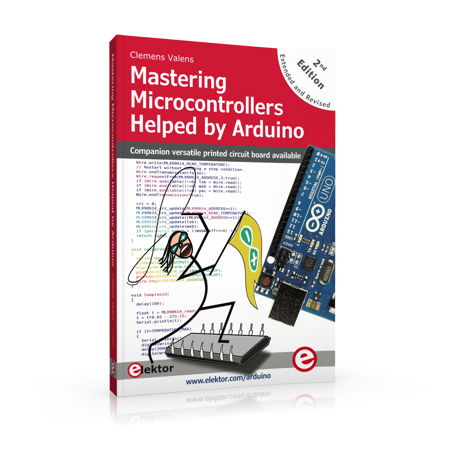 Mastering Microcontrollers Helped by Arduino