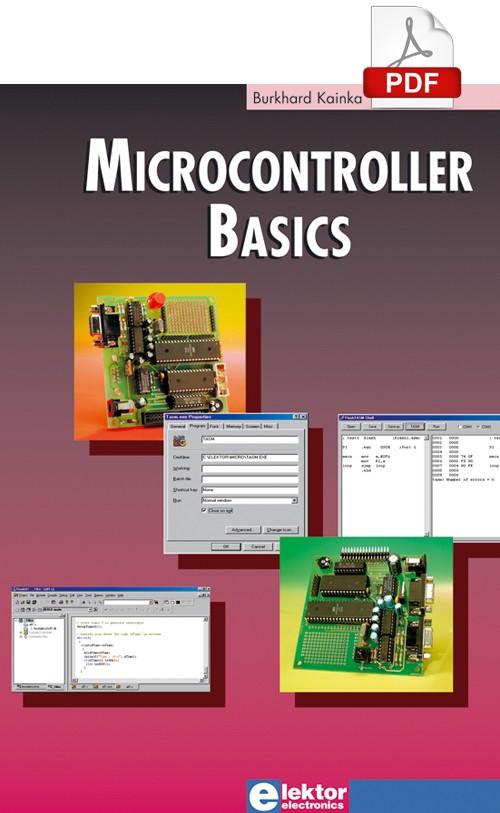 Microcontroller Basics (E-book)