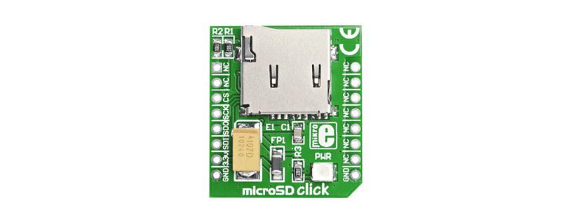 microSD click