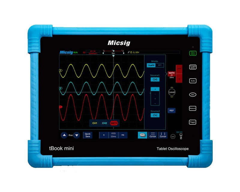 Micsig TO1072 Tablet Oscilloscope tBook mini incl. Battery