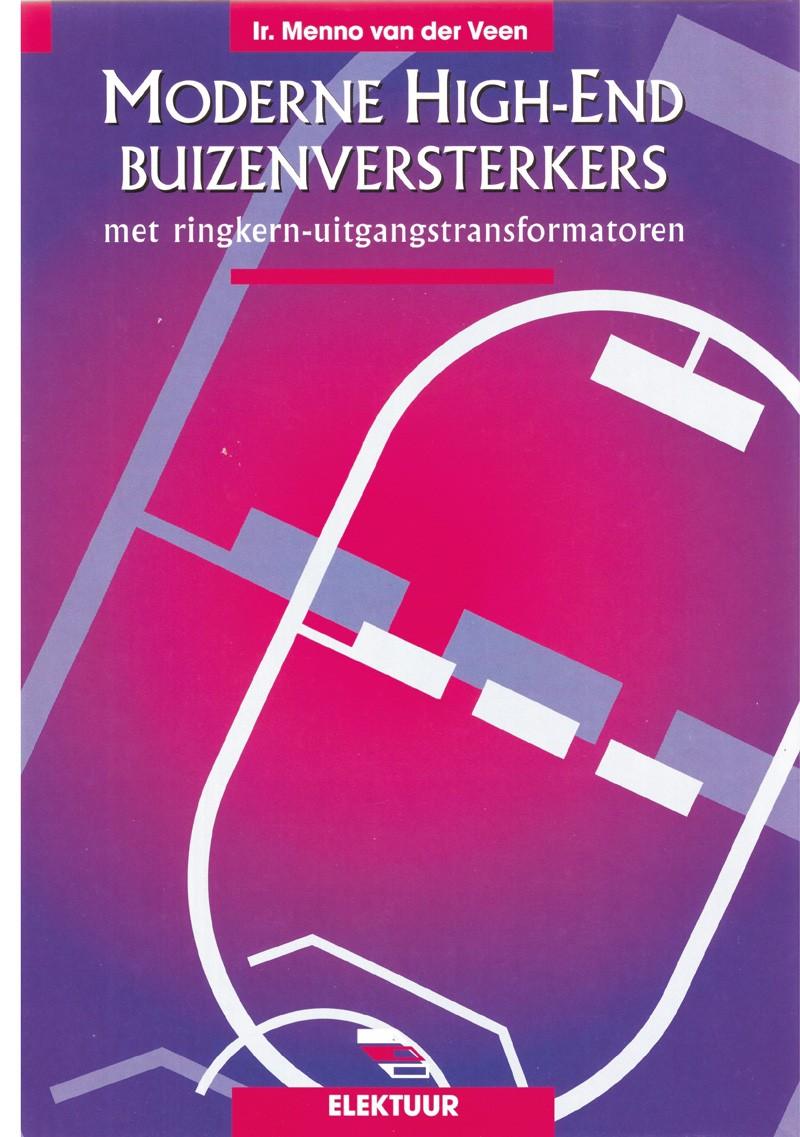 Moderne High-End buizenversterkers (E-book)