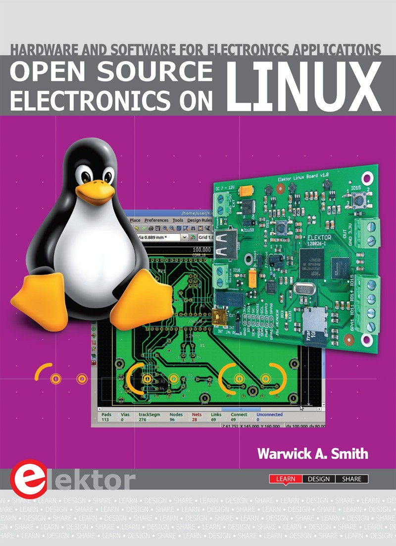 Open Source Electronics on Linux