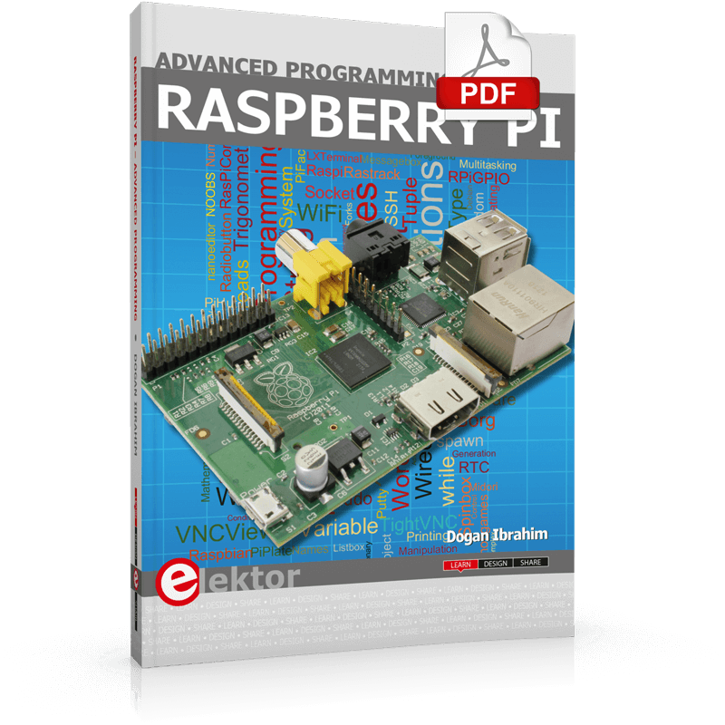 E-Book: Raspberry Pi Advanced Programming