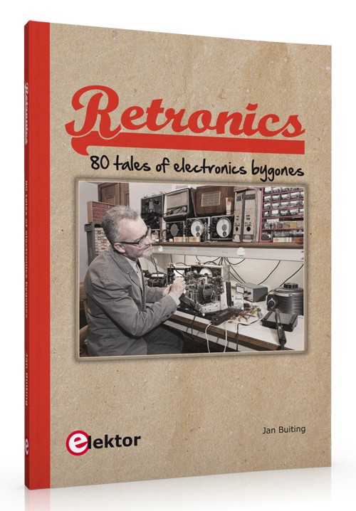 Retronics (EN) (E-BOOK) - 80 Tales of electronics bygones