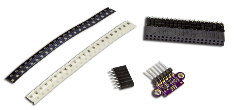 Elektor Raspberry Pi Ruler Kit