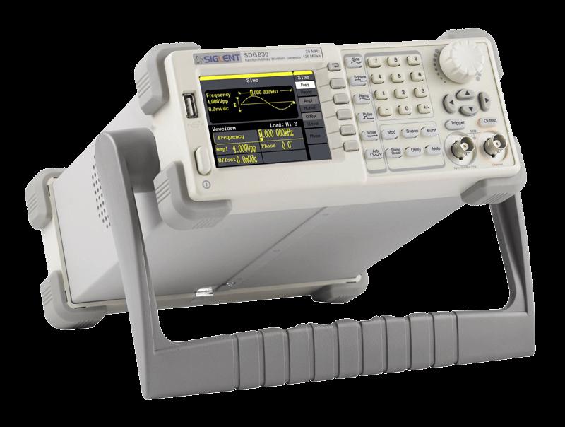 Siglent SDG830 Arbitrary Waveform Generator (30 MHz)