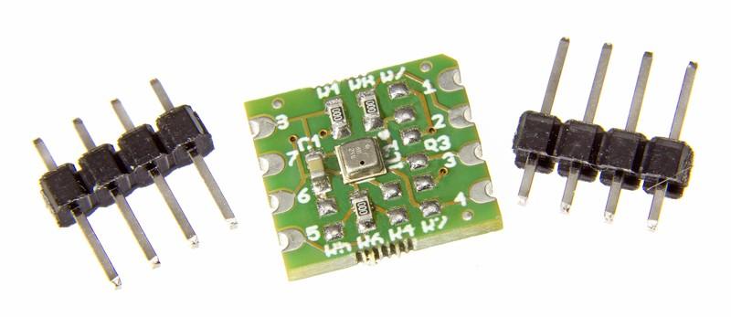 BME280 breakout board, SPI version (160109-92)