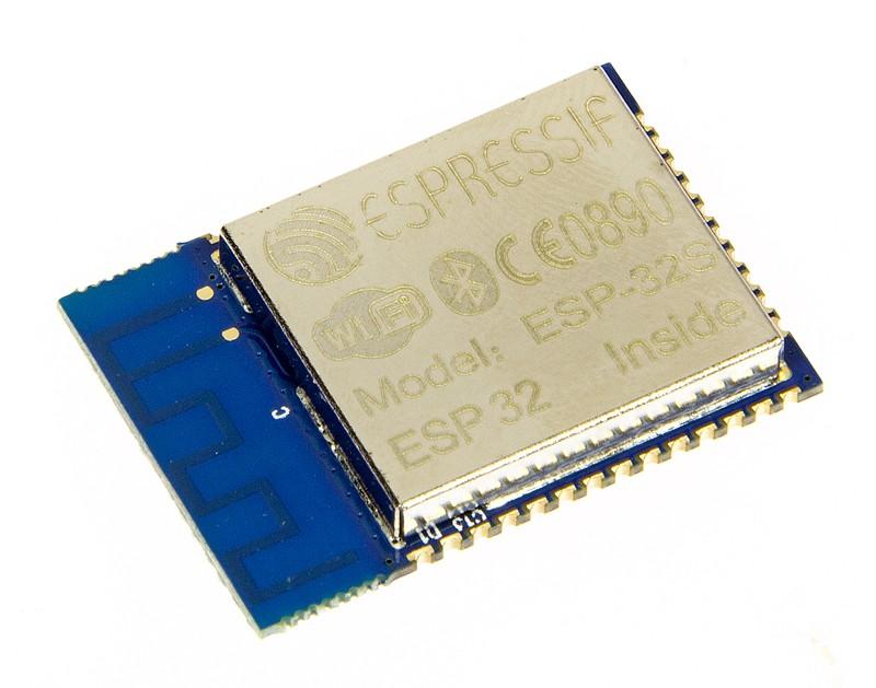 ESP32S Wi-Fi + BLE module