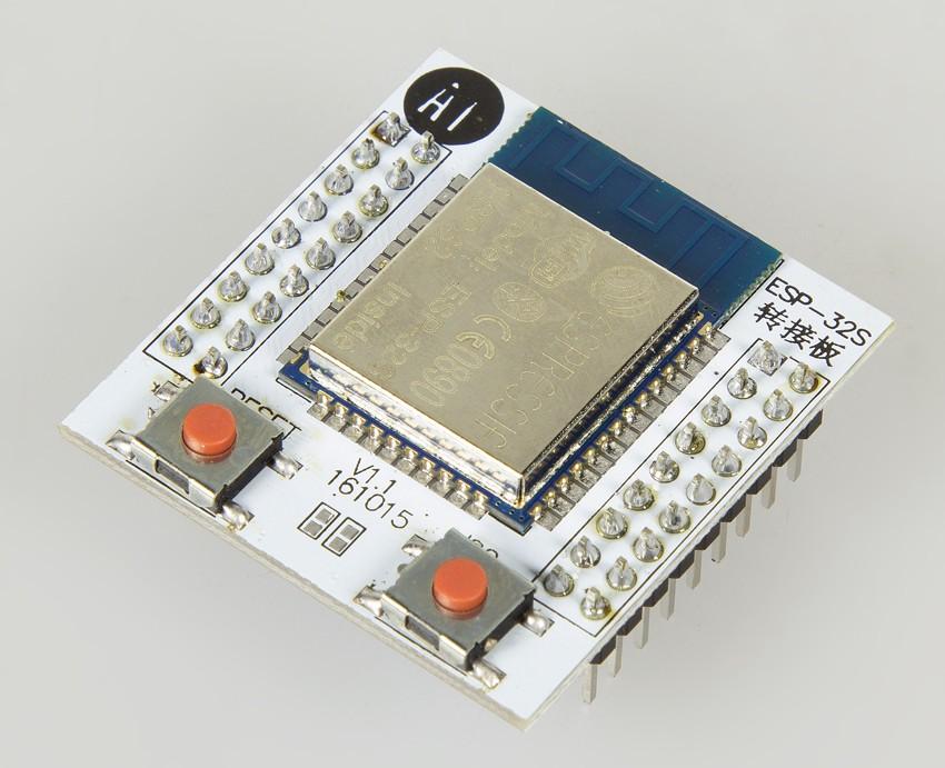 ESP32S pinboard breakout modules