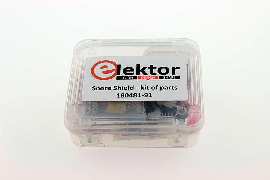 Snore Shield - kit of parts (180481-91)