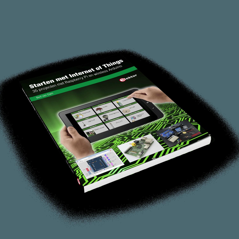 Starten met Internet of Things (E-BOOK)
