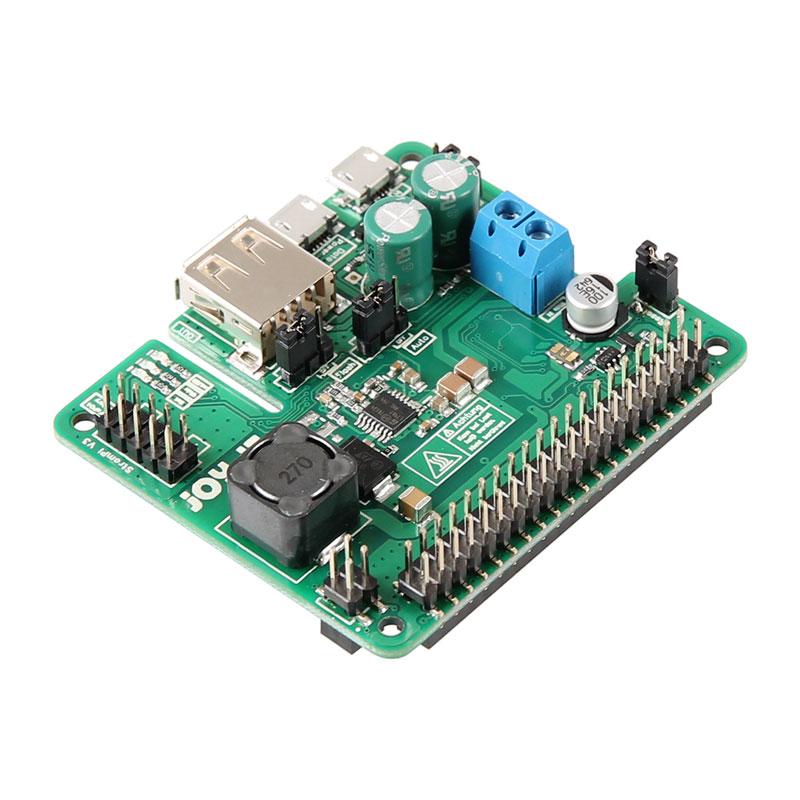 StromPi 3 – Power Solution for Raspberry Pi
