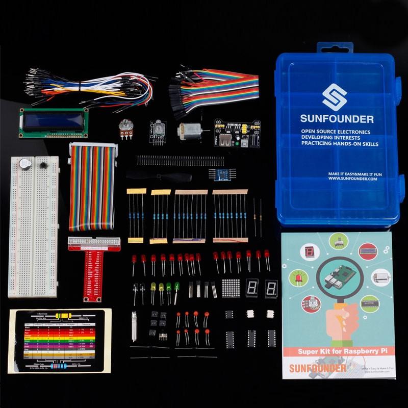 SunFounder Super Kit V2.0 for Raspberry Pi