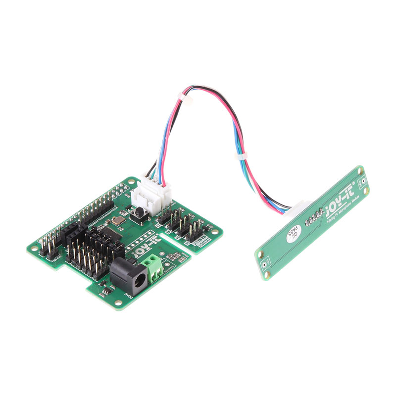 Talking Pi – Voice Control for Raspberry Pi